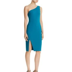 Likely One Shoulder Dress NWT